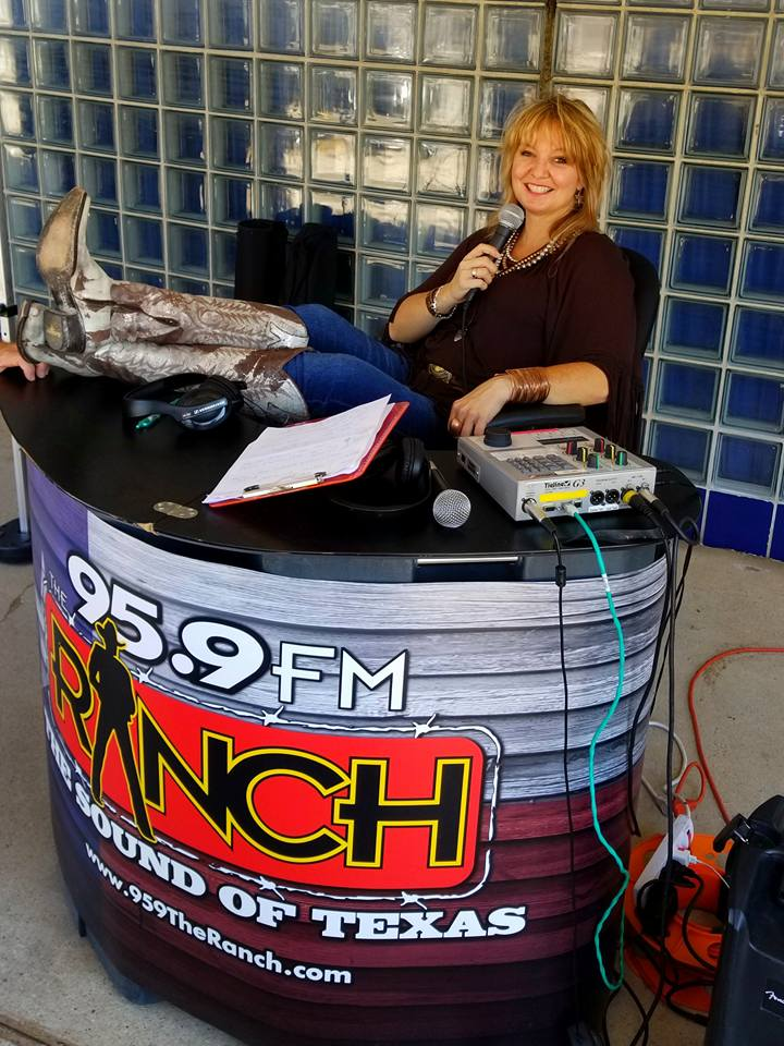 Malone Ranger Radio Personality The Ranch FM